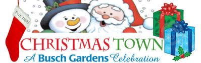 Coupons For Busch Gardens Christmas Town