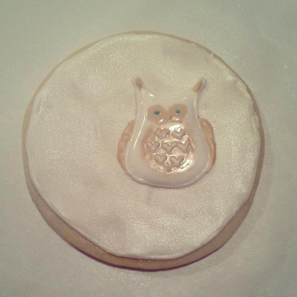snow owl body complete