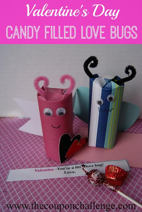 Valentine Crafts for Kids to Send