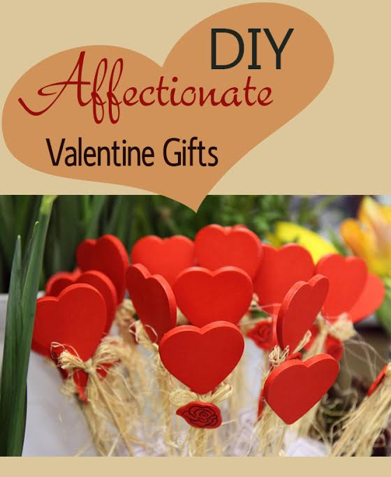 Valentines Homemade Gifts