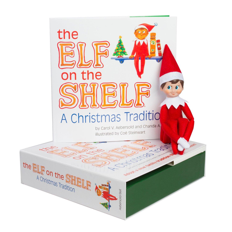 Amazon Elf on the Shelf Boy Girl ly The Coupon