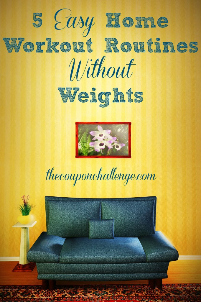 Home Workout Routines Without Weights