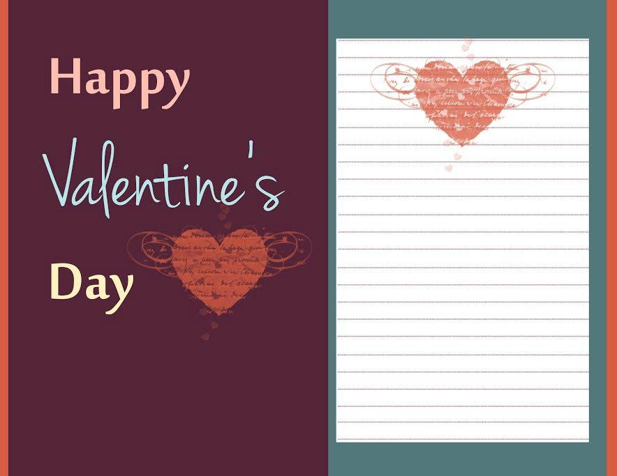 My Frugal Valentine Planner 3