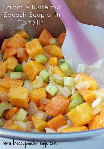 Easy Butternut Squash Soup Recipe Ingredients