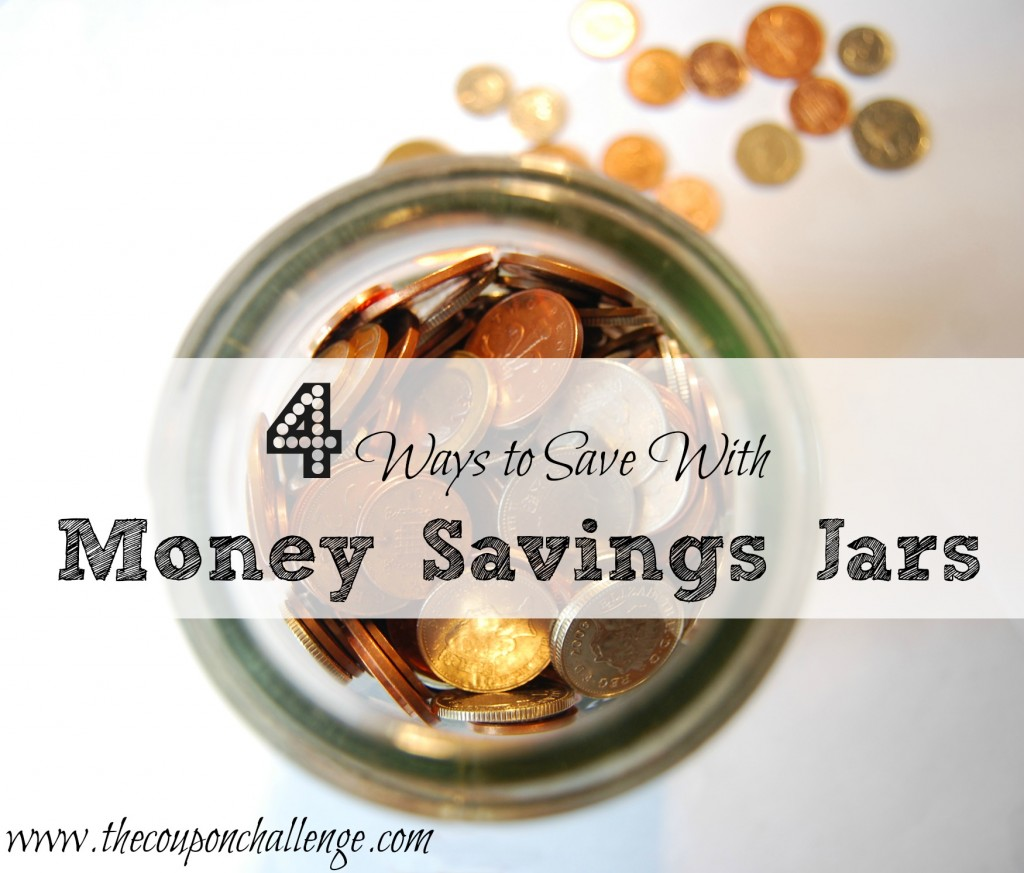 Money Saving Jars