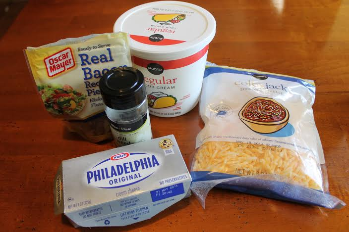 Cream Cheese Dip Recipe Ingredients