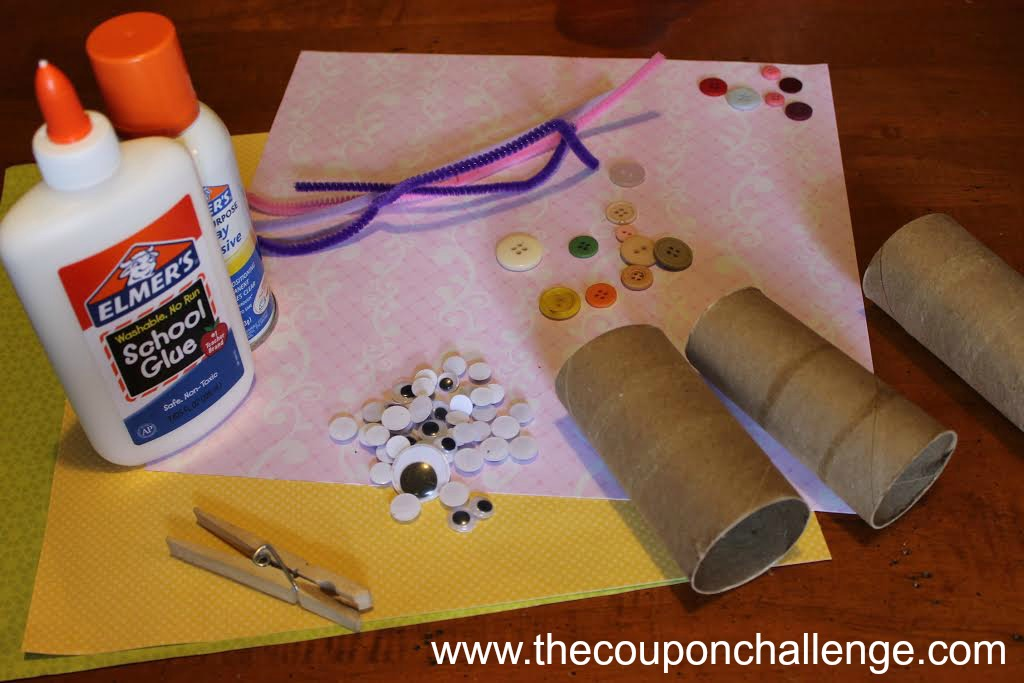 Childrens Easter Craft Supplies