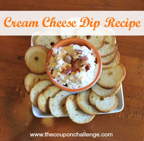 Cream Cheese Dip Recipe