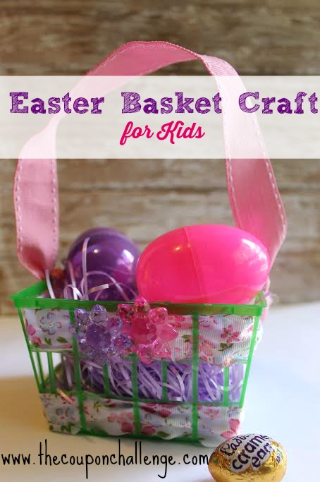 Basket Crafts For Toddlers