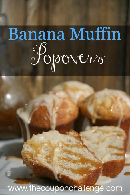 Recipe for Banana Muffins
