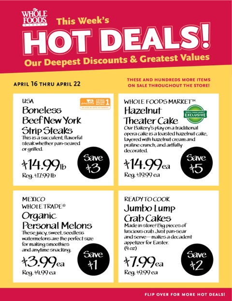 Whole foods digital coupons