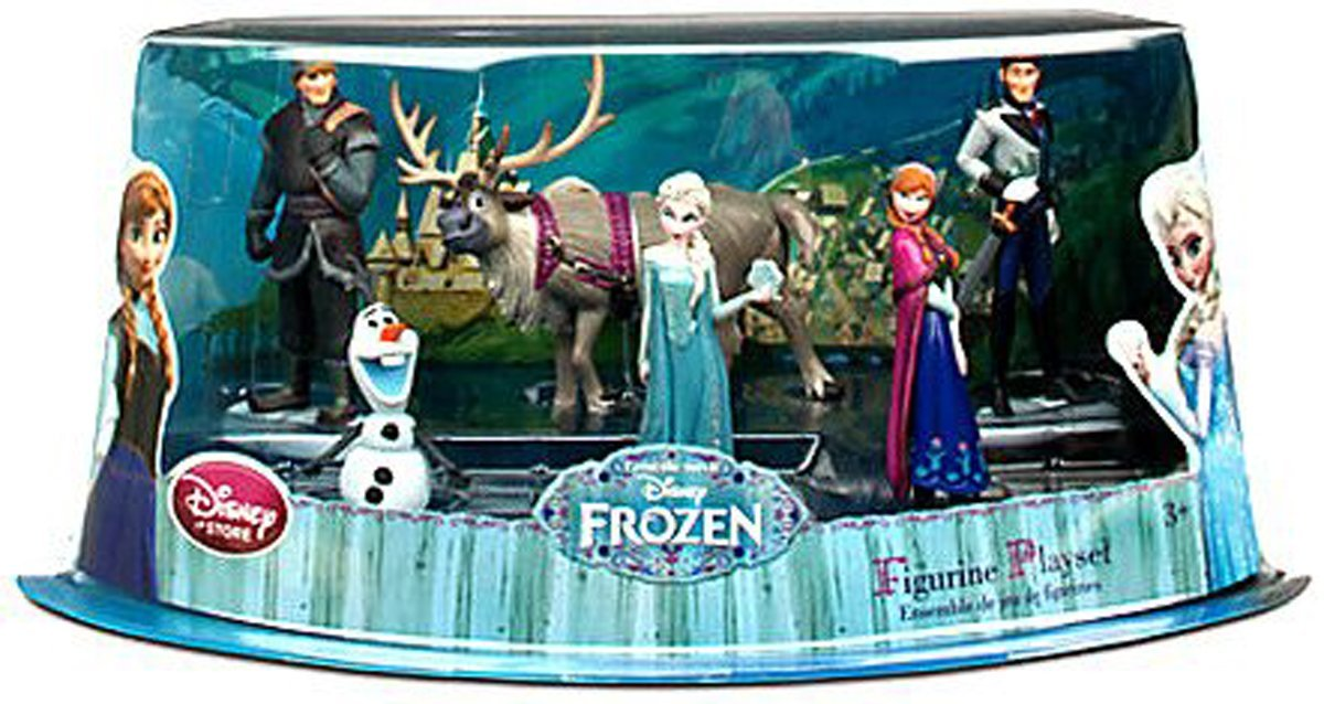 Frozen Figure Set