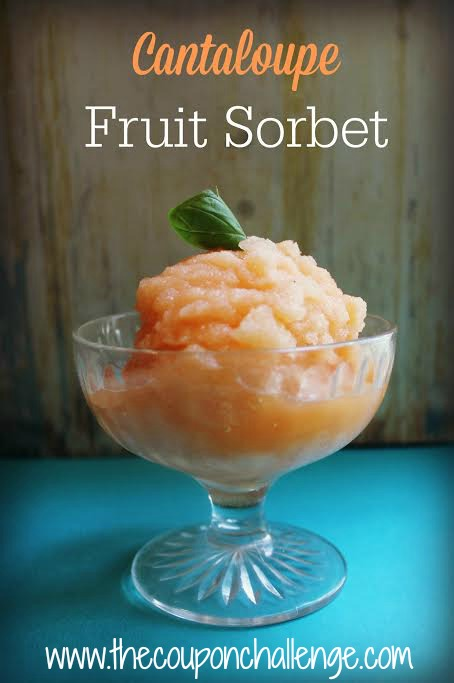Fruit Sorbet Recipe