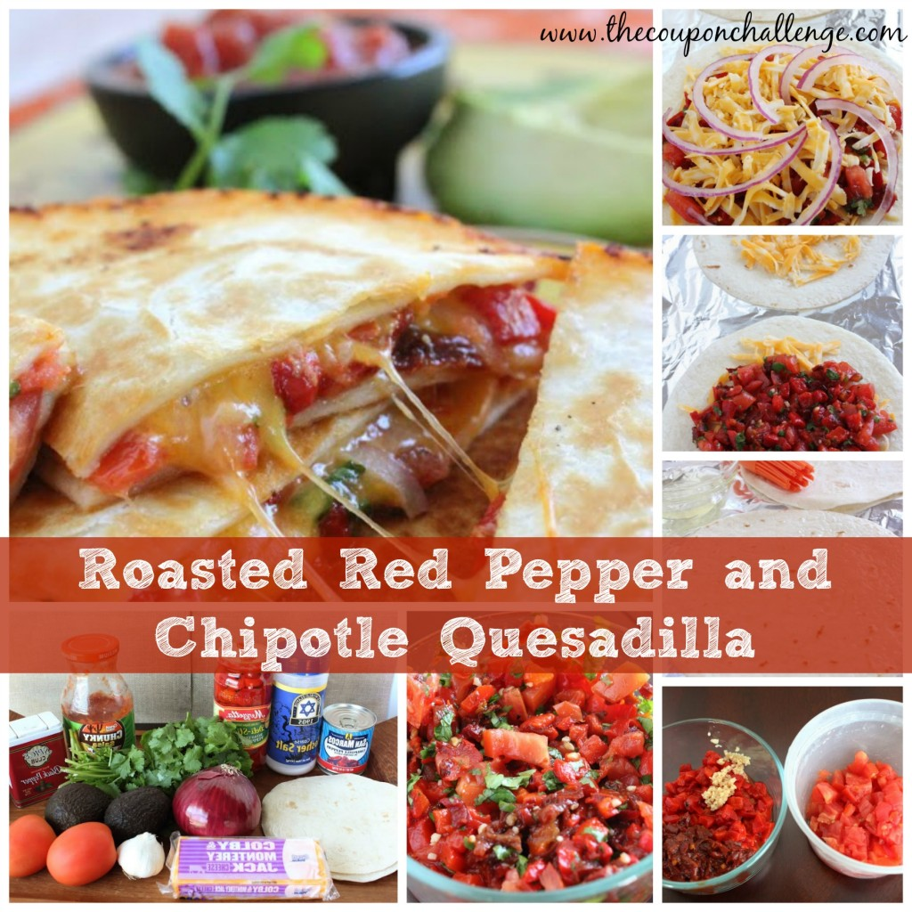 Mexican Quesadilla Recipes Collage