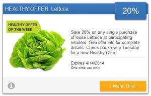 savingstar lettuce