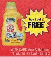 Arm & Hammer cvs deal