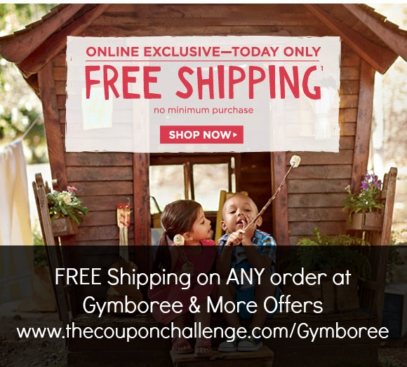 Free shipping gymboree