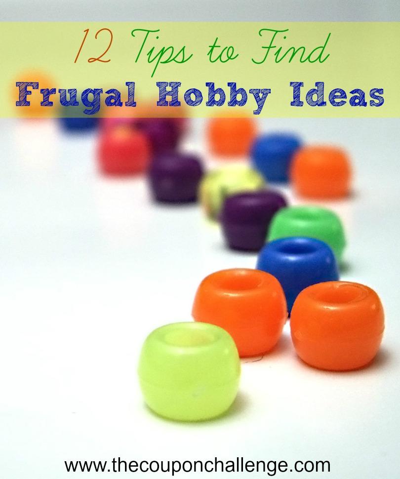 Frugal Hobby Ideas