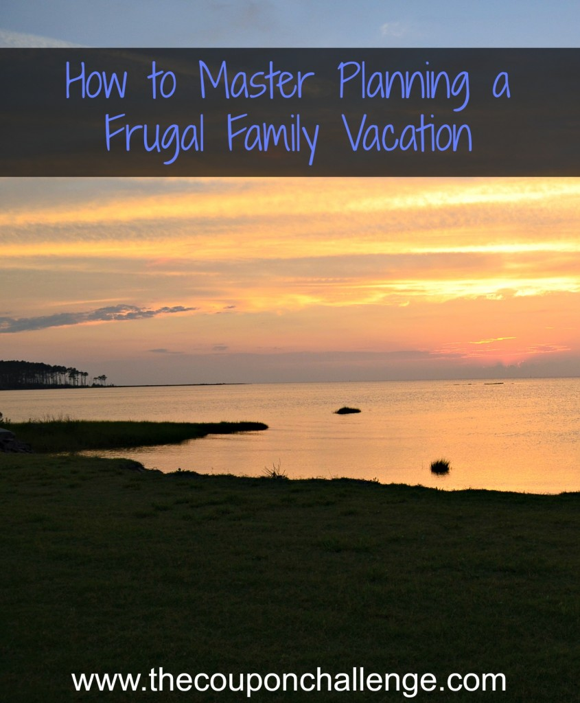 Planning a Frugal Family Vacation