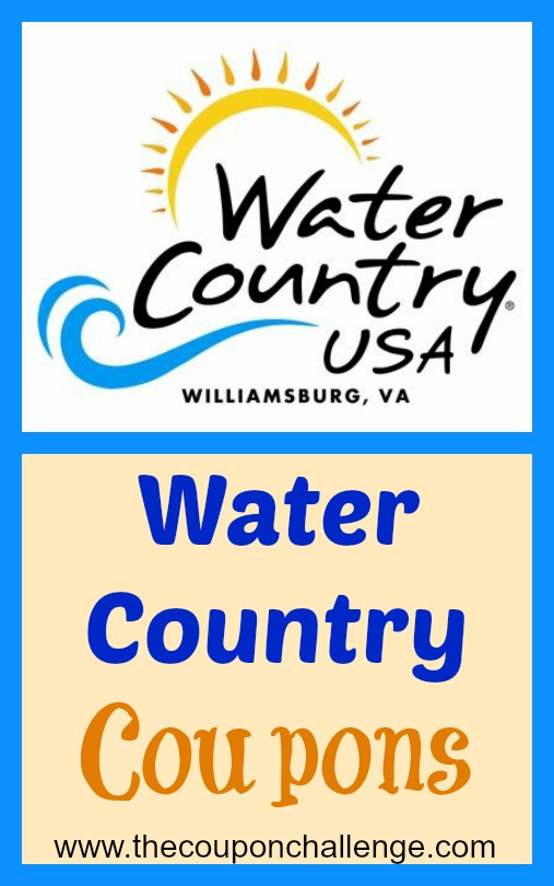 Water Country USA Coupons