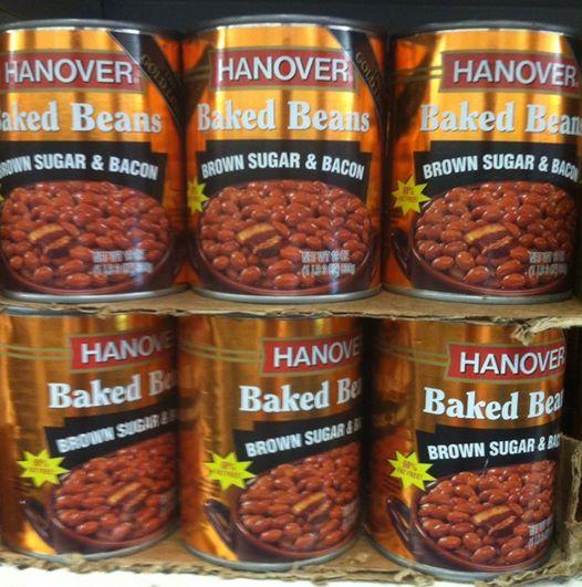 hanover baked beans