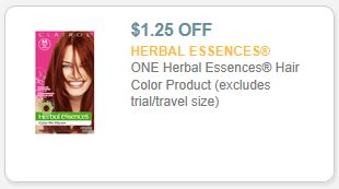 herbal essence hair color