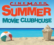 Cinemark Summer Movie Clubhouse 2014