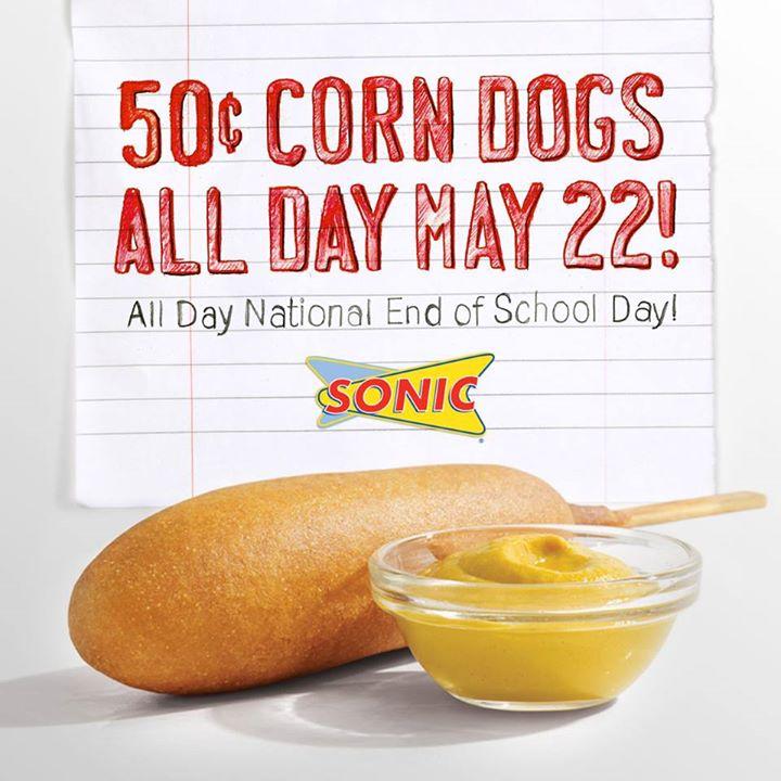 sonic corndogs .99