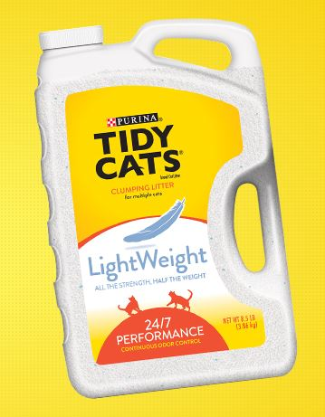 tidy cat light weight