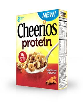 Cheerios Protein Cinnamon