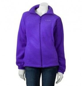 Columbia Sportswear Solid Fleece Jacket - Women's