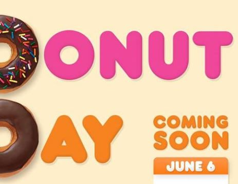 DD free donut