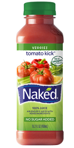 Naked Juice Tomato Kick