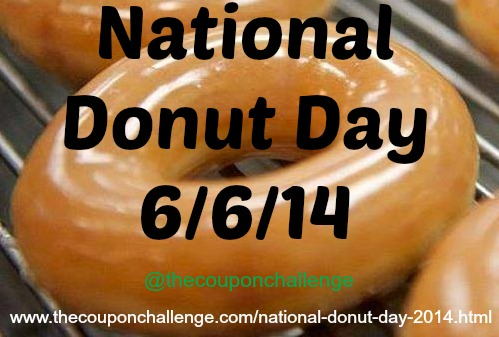 National Donut Day 2014