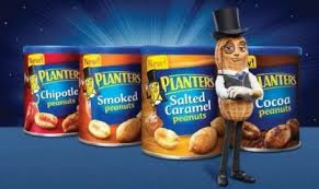 Planter's Flavored Peanuts