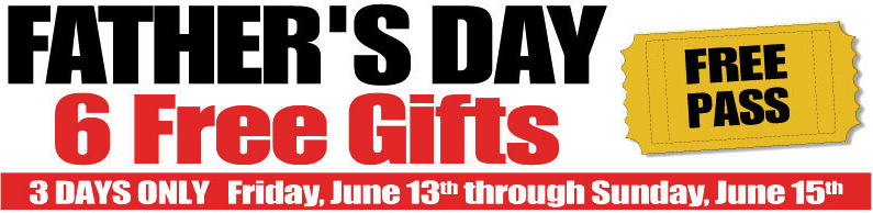 Harbor Freight Tools: 6 FREE Gifts for Father's Day!!! - The ...