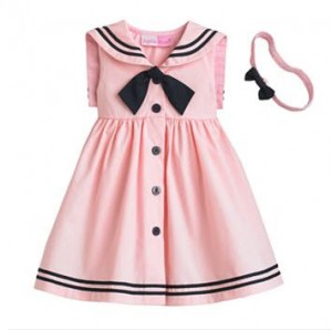 Sophie Rose Sailor Dress - Baby