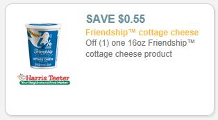 new friendship cottage cheese coupons harris teeter deal the rh thecouponchallenge com breakstone cottage cheese coupons cottage cheese coupons 2017