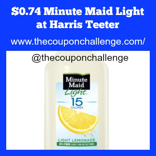Minute Maid Light Coupon
