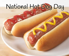 National-Hot-Dog-Day