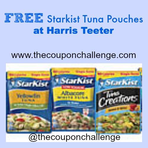 Free starkist tuna coupons