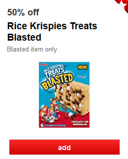 rice krispies treats blasted