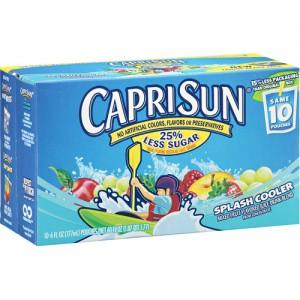 Capri Sun Juice 10pk