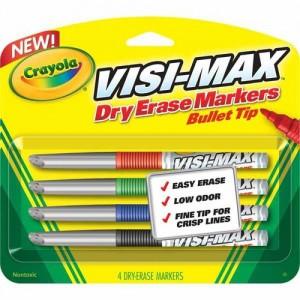 Crayola Visi-Max Dry Erase Marker