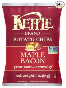 Kettle Potato Chips, Maple Bacon