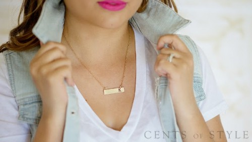 cents of style necklace 2