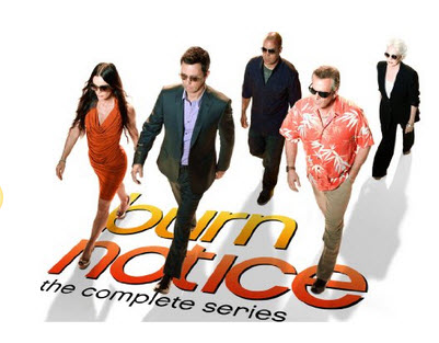 Burn Notice The Complete Series