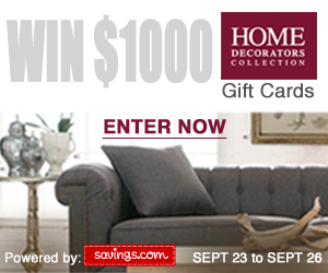 Home Decorators Collection Gift Card Giveaway 1 000 In