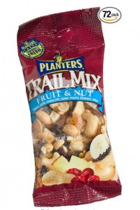 Planters Trail Mix, Fruit & Nut