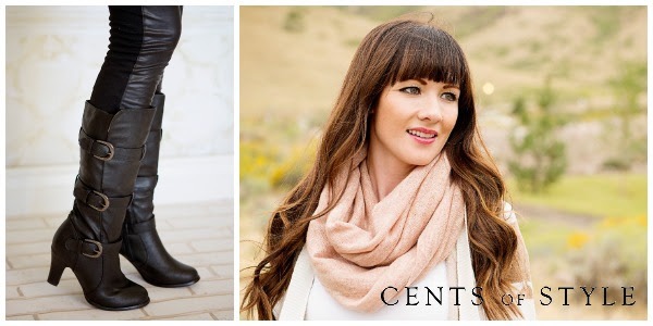 cents of style boots scarf sale